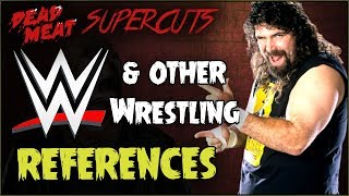WWE / Pro-Wrestling References (SUPERCUT)