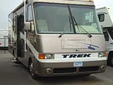 2002  Monaco Safari 28' Trek at Bullyan RV in Duluth, MN