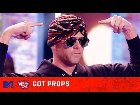 Mikey Day & Jack & Jack Put Their Improv Skills To Work 😂 Wild 'N Out | #GotProps