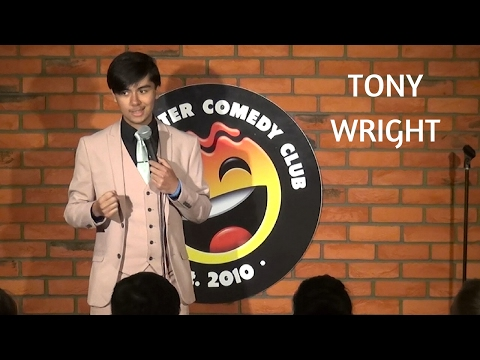 Tony Wright | LIVE at Hot Water Comedy Club