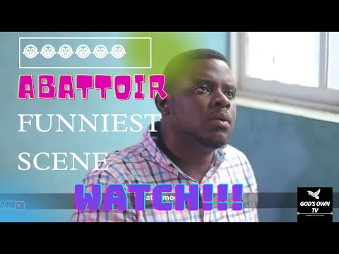 Hilarious: See The Funniest Scene in Abattoir