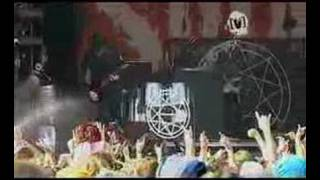 SlipKnoT The Blister Exists - live BigDayOUT 2005