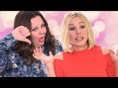 Melissa McCarthy & Kristen Bell Give Life Advice