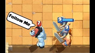 Funny Moments, Glitches, Fails, Wins and Trolls Compilation #44 | CLASh ROYALE Montage