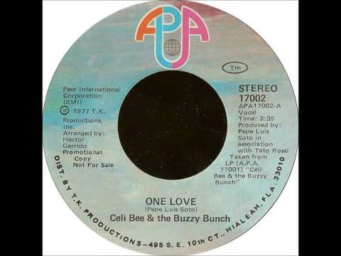 Celi Bee & The Buzzy Bunch - One Love (1977) 12