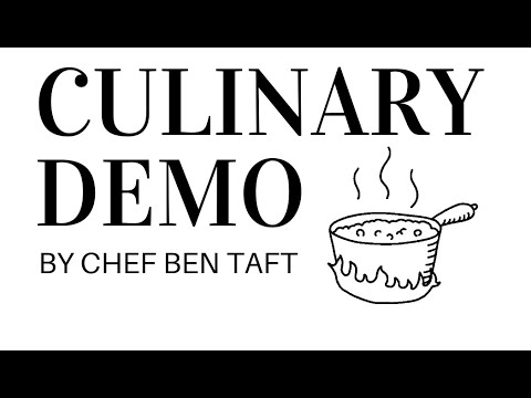 Chef Ben's Red Rock Chili Shrimp Salad | Cooking Demo