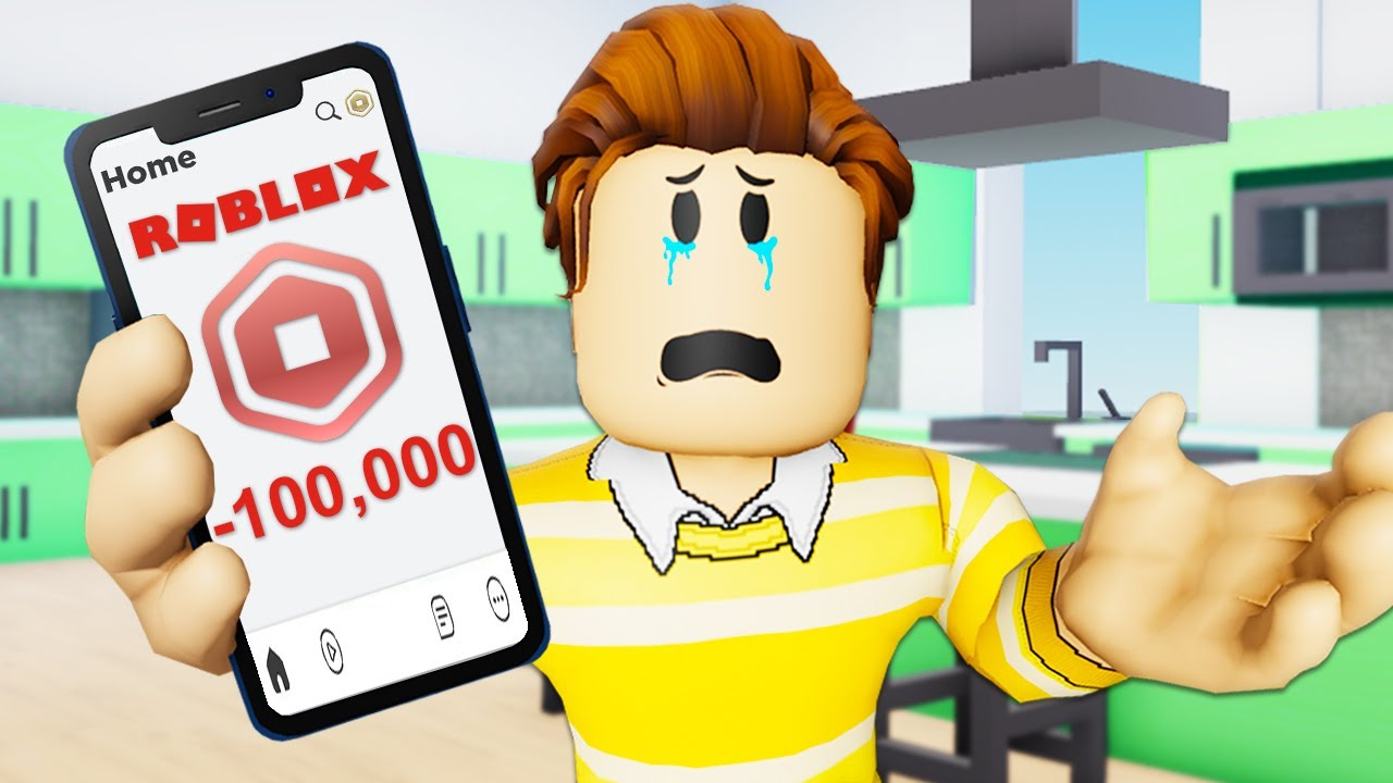Download He Lost All His Robux! A Roblox Movie
