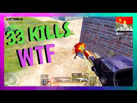 Tecaz overpowered gameplay 33 kills  INHUMAN 