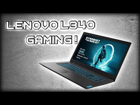 Lenovo Ideapad L340 Gaming ! Un PC portable GAMER à moins de 1000€