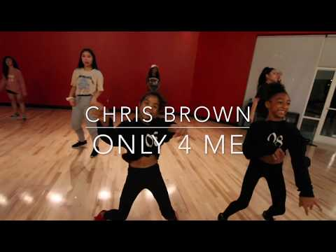 Chris Brown | Only 4 Me | @Dareal08