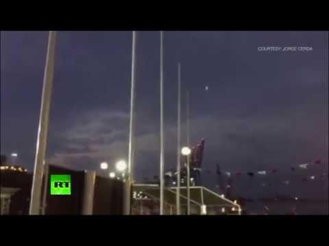 16 Sep 2015 | Breaking News: Massive #Earthquake Off Chile Coast, Widespread #Tsunami #Chile