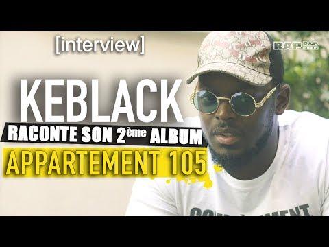 KEBLACK - L'interview Appartement 105 : le 2ème album, la double pochette, Vianney, Naza, Bomayé…