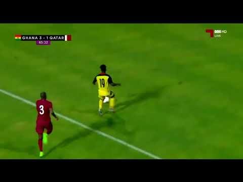Ghana 5-1 Qatar | All Goals | Full highlights  | Friendly Match