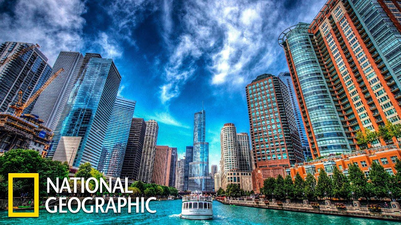 Небоскрёб - Чудеса инженерии | Документальный фильм про небоскрёбы | (National Geographic)
