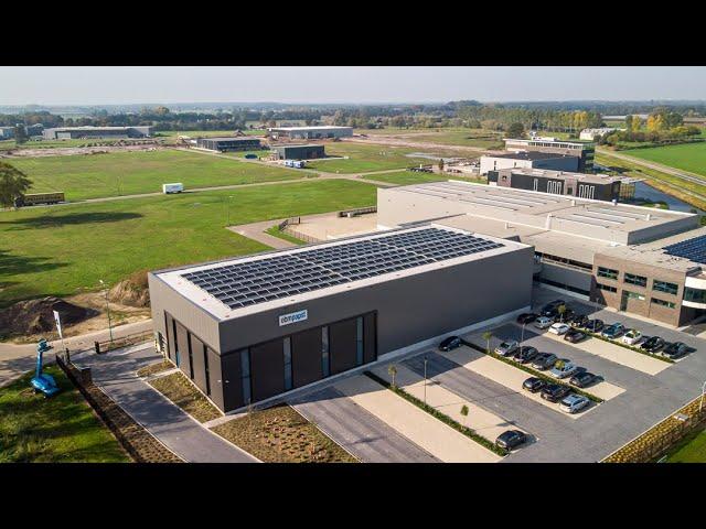 Zonnestroomsysteem van 161 kWp bij ebm-papst | Autarco project highlight