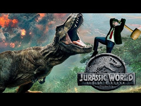 Jurassic World: Fallen Kingdom - Nostalgia Critic