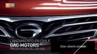Lanzamiento: GAC Motors GS5