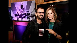 actress Barbara Bach and her husband Musician Ringo Starr