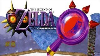 Una montaña cubierta de nieve y hielo/The Legend of Zelda: Majora´s Mask#8