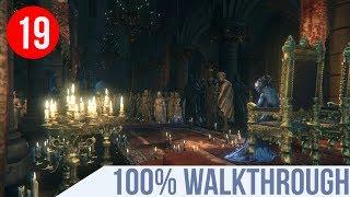 Bloodborne — Ultimate Walkthrough #19. Amygdala, Darkbeast Paarl, Djura & Quests [PS4 Pro]