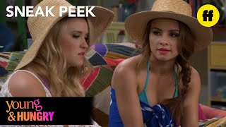 Young & Hungry | Season 5, Episode 7 Sneak Peek: Gabi and Sofia Try To Be Bridesmaids | Freeform