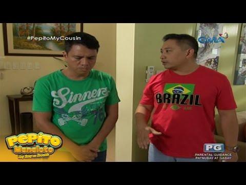Pepito Manaloto: Go away Tommy