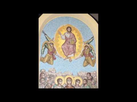 Ascension of Our Lord - Hymns and Prayers Chanted - Orthodox Church in Woodstock GA