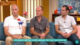 """สัมภาษณ์ทีมกู้ภัยถ้ำชาวอังกฤษ """"เราไม่ได้ออกไปเพื่อทำตัวเป็น Hero"""" British Cave Rescue"""