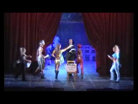 Alex Balga (Godspell, Cabaret, Miami Nights, Fame, Saturday Night Fever)