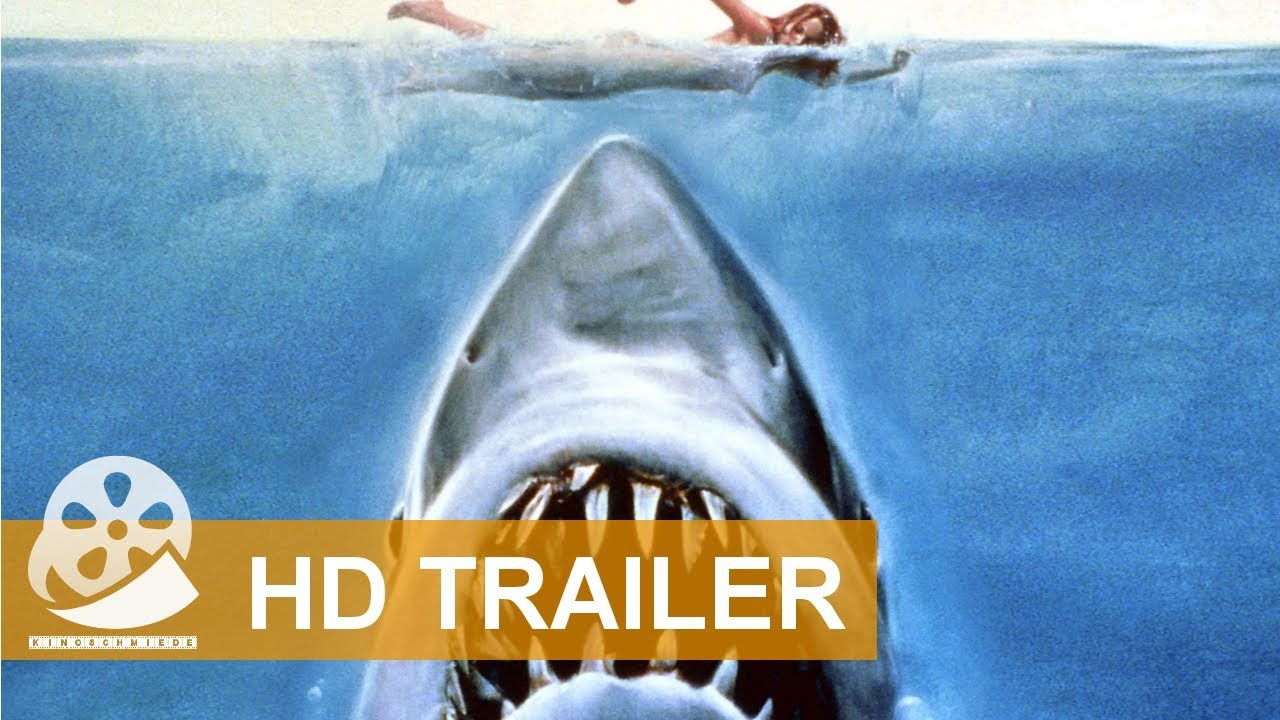 Der Weisse Hai 1975 Trailer Deutsch Youtube