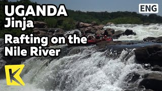 【K】Uganda Travel-Jinja[Uganda 여행-진자]난이도 5등급, 나일강 래프팅/Rafting on the Nile River/Level 5/Water Sports(KBS 걸어서 세계속으로 PD들이 직접 만든 해외여행전문 유투브 채널 【Everywhere, K】 □ The Travels of Nearly Everywhere! 10000 of HD world travel video clips., 2015-06-18T12:12:06.000Z)