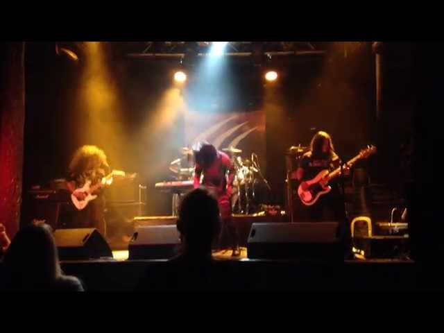DIVINE RETRIBUTION - Raze Hell (@ Trees, Dallas, TX)