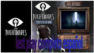 Little nightmare dlc |ps4 |Secrets of the maw- the depths|Español