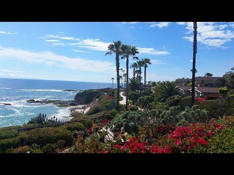 Spring Break March, 2016, Laguna Beach, California