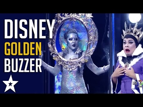 Disney Dance Group WIN GOLDEN BUZZER on Got Talent! | Got Talent Global