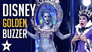 Disney Dance Group WIN GOLDEN BUZZER on Got Talent! | Got Talent Global