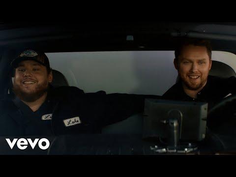 Смотреть клип Jameson Rodgers, Luke Combs - Cold Beer Calling My Name