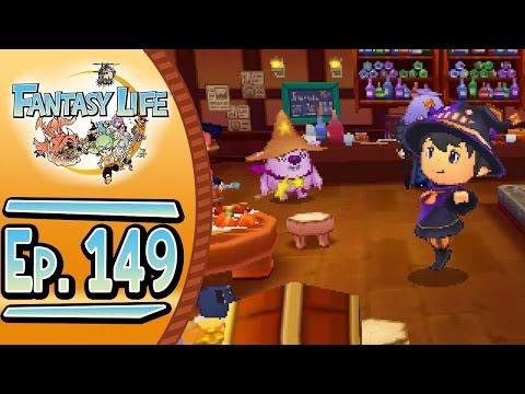 Fantasy Life :: # 149 :: The Master Magician!!!