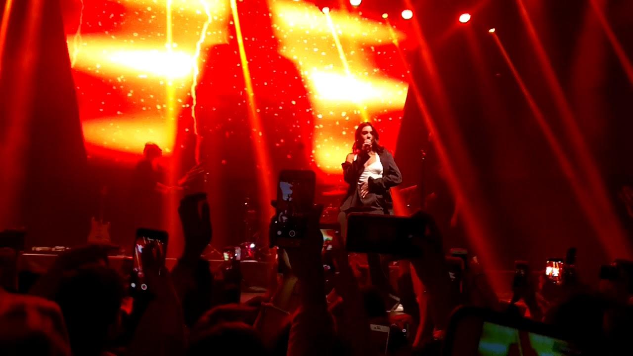 "Download Dua Lipa - ""Hotter Than Hell"" - 171122 Dua Lipa Self-Titled Tour"