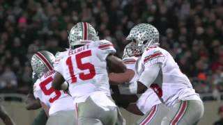 The Journey: Big Ten Football 2014 - Michigan State-Ohio State Rivalry Feature