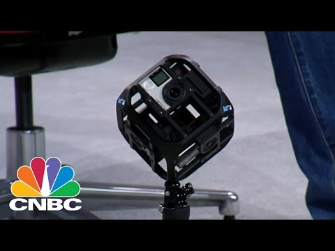 GoPro Entering Virtual Reality World | CNBC
