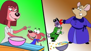 Rat-A-Tat | Your Mom Vs My Mom Funny Parenting Situations | Chotoonz Kids Funny #Cartoon Videos