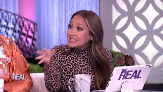 Guest Host Eva Marcille Explains Why She Didn't Bring Her Kids To Kenya's Party on RHOA