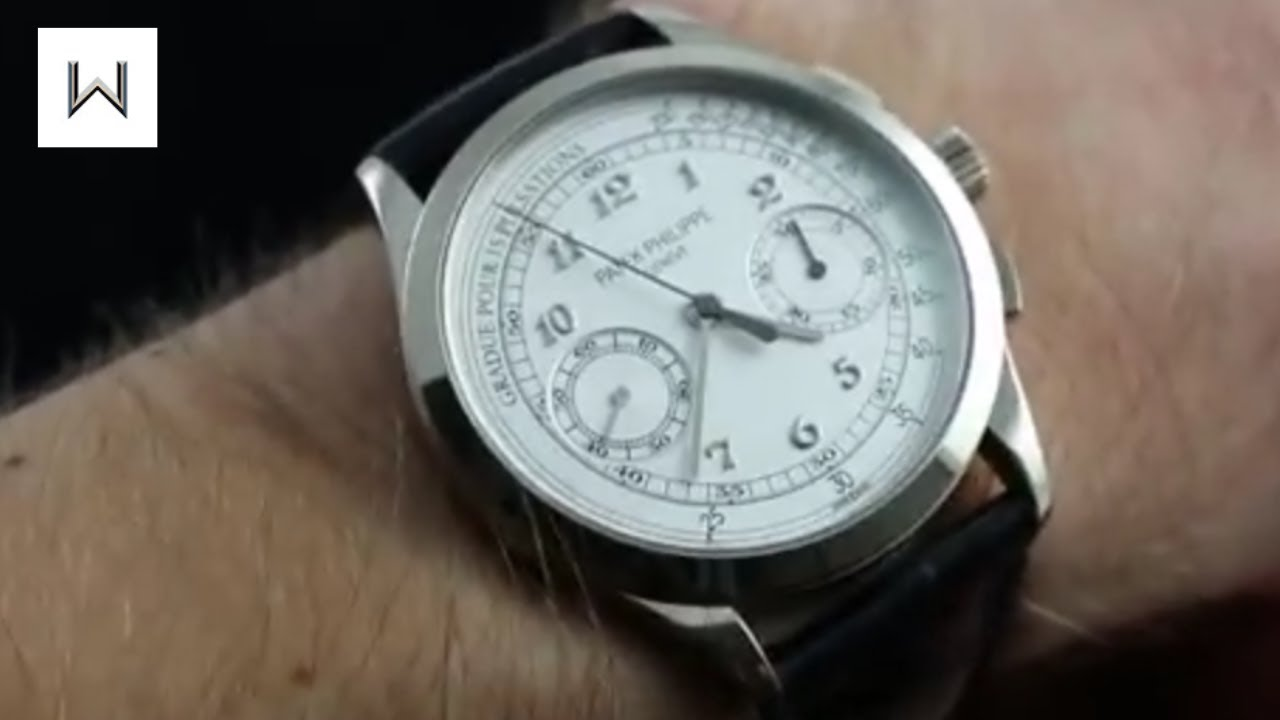 Patek Philippe 5170g 001 Luxury Watch Review