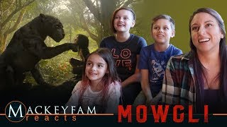 Mowgli: Legend of the Jungle | Official Trailer | Netflix- REACTION and REVIEW!!!