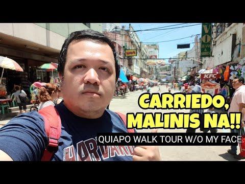 CARRIEDO, Malinis Na Ba? Update sa Clean-up Drive ni Mayor Isko Moreno!! *Inalok ng 5M to stop!*