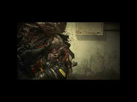 #Shorts Running from nemesis,  Let's play Resident evil 3 pc game thumbnail