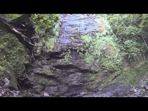 131020 2 of 5 Trinidad - Edith Waterfall, Chaguaramas