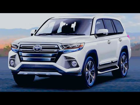 Toyota Land Cruiser 300: дата премьеры и другие подробности.   Тойота ЛЕНД КРУЗЕР 300 (2021).
