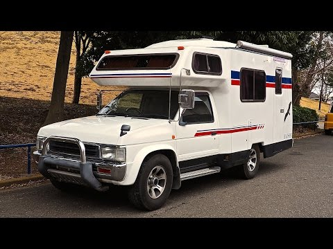 1993 Nissan Diesel Camper (Canada Import) Japan Auction Purchase Review